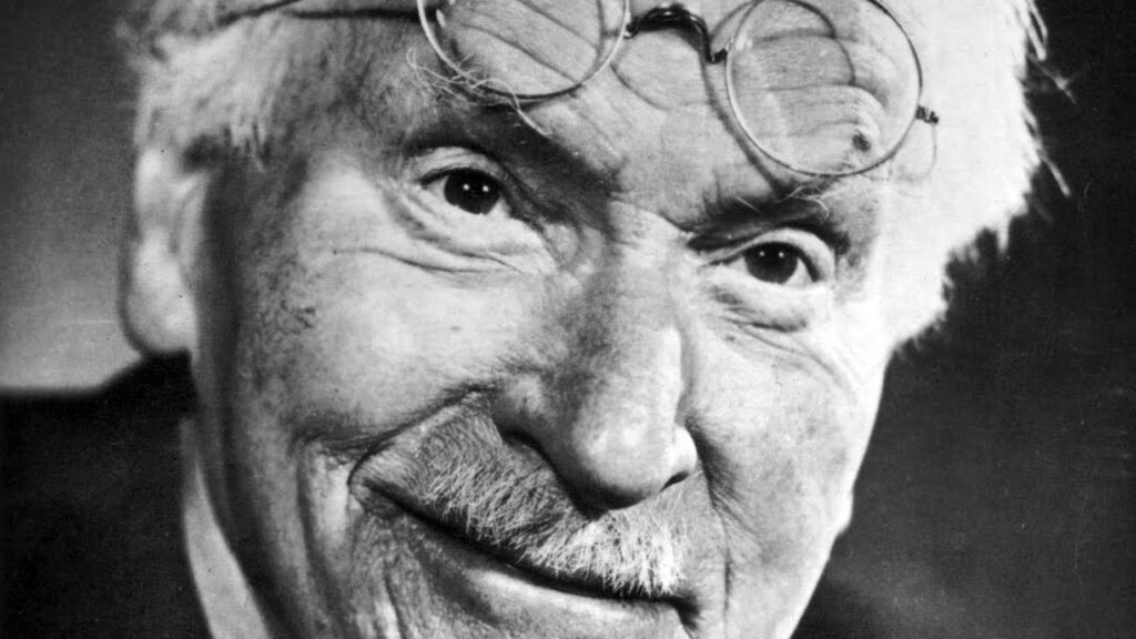 Carl 'Pimpin' Jung i kurwiki w oczach