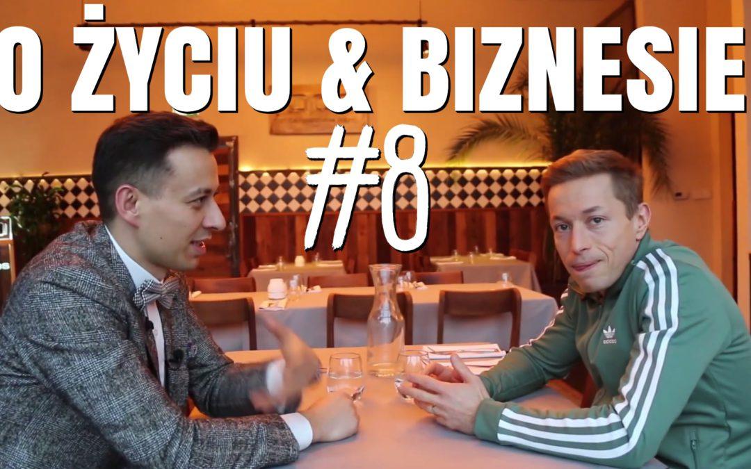 Mazura i Osmana rozmowy o drapieżnictwie #8 – na żywo o życiu & biznesie